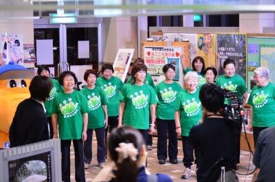 てれまさむね 角田駅前09.26.JPG